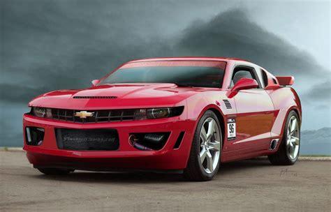 Chevrolet Car :  Fotos Camaro Vermelho E Preto 2012