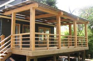 Deck Building Image How to Choose the Floor for a Sun Porch