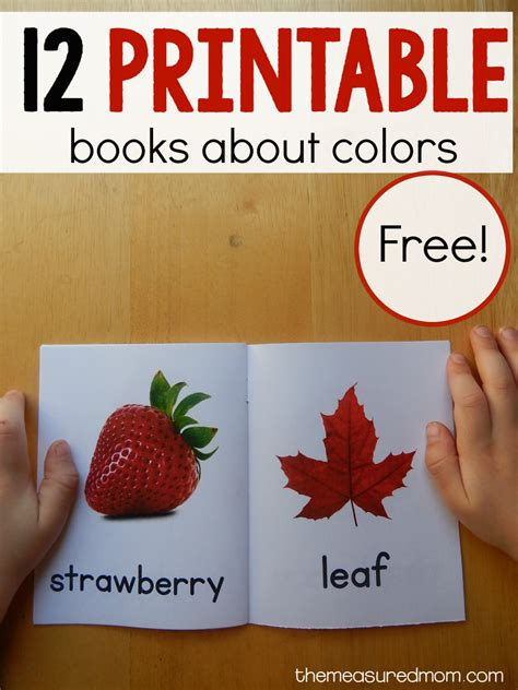 color book for toddler 12 free color books best of the measured toddler