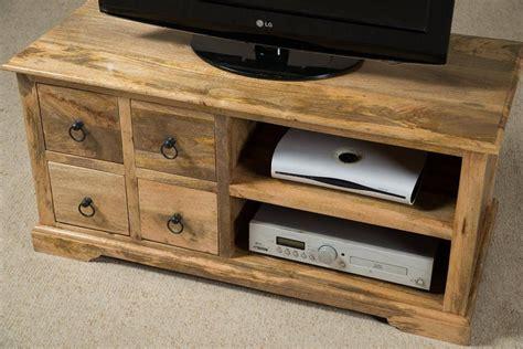 wood media cabinets best 15 of mango wood tv cabinets 1147