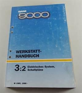 Workshop Manual Saab 9000 Electric Schematics Model Year