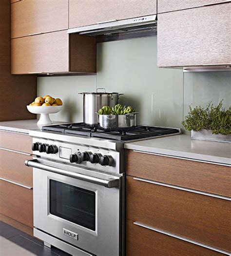 20 Modern And Simple Kitchen Backsplash  Home Design And