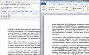 microsoft office 365 vs google apps for business cloud With google docs vs microsoft word online