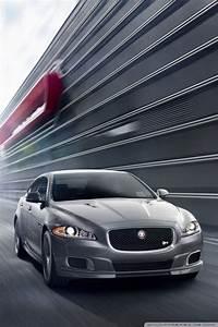 2014 Jaguar XJR Car 4K HD Desktop Wallpaper for 4K Ultra