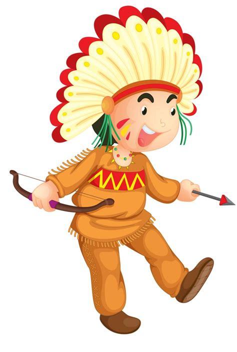 indianer kinder clipart  clipart station