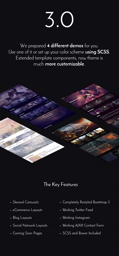 bootstrap 4 webpack templates youplay game template based on bootstrap by nk
