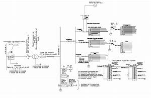Riser Diagram  Cable Diagram And Electrical Installation