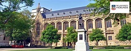 University of Adelaide | Campus Travel