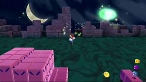 Super Mario Galaxy 2: Boo Moon Galaxy - Green Star 3 - YouTube