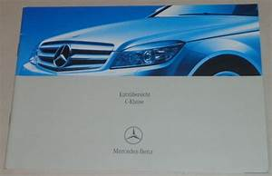 Operating Instructions  Quick Start Guide Mercedes Benz C