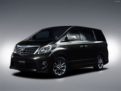 Toyota Alphard Picture by Pictures Of Toyota Alphard 350s Prime Selection Ii Type