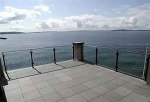 Glass Deck Railings Glass Balcony Railings Residential