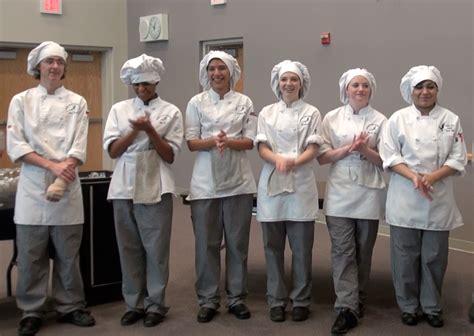 las vegas holds  bright future  culinary high school