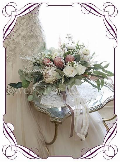 Isobel Bridal Bouquet Artificial Flowers Packages Bouquets