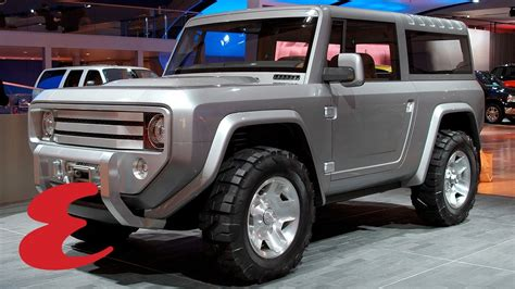 ford bronco youtube    ford price release