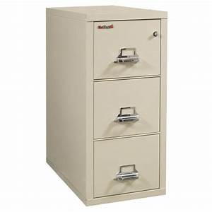 fireking used 3 drawer letter size vertical file cabinet With letter size file cabinet