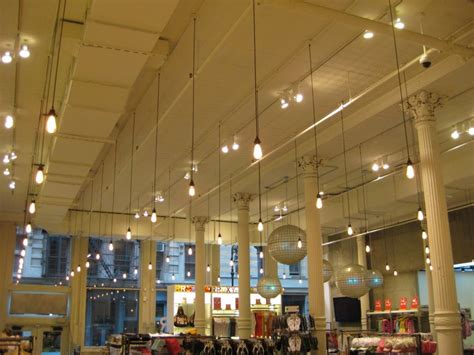 high ceiling lights fill the room with your choice from