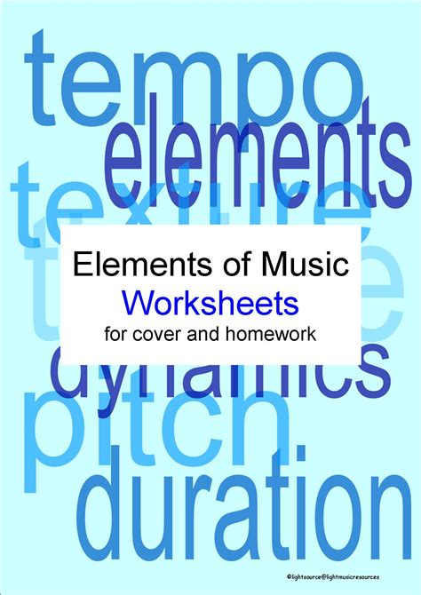 408 likes · 15 were here. The Elements of Music - 1 factsheet and 2 worksheets ...
