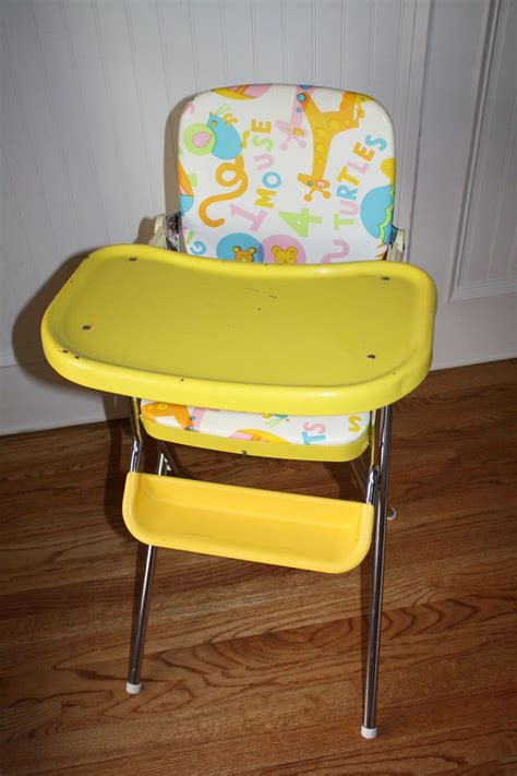 vintage cosco folding high chair 17 best images about vintage highchairs on