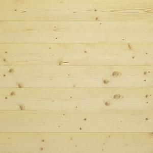 Lambris Adhésif Mural : lambris adh sif en pic a rabot naturel castorama ~ Premium-room.com Idées de Décoration