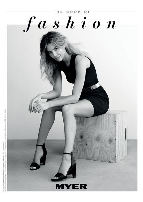 Myer Fashion Book February 2015 Womens Clothing
