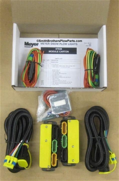 Meyer Nite Saber Headlight Modules Kit