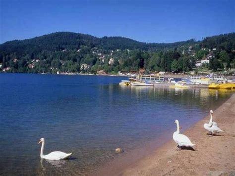 le chalet du lac gerardmer het meer gerardmer gids toerisme recreatie