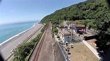 台灣最美景的車站-多良車站(空拍) - YouTube