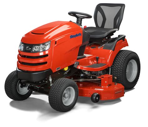 Garden Tractor by Briggs Stratton Introduces Benefits Of Electronic Fuel