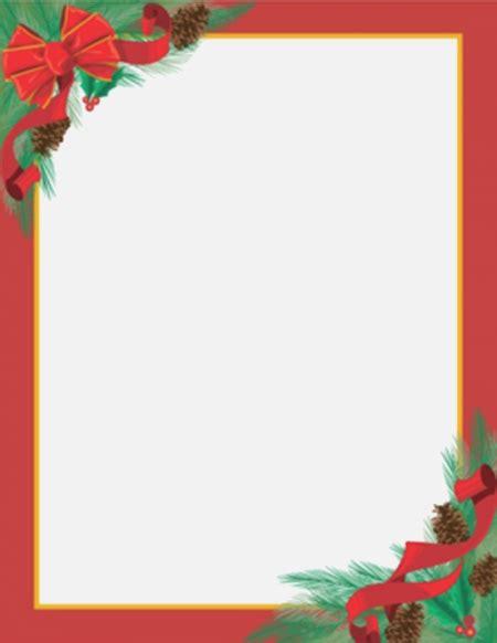 revered  printable christmas letterhead insightweb