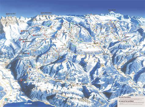 les portes du soleil portes du soleil ski area map skibeyond
