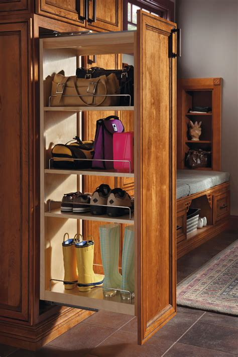 tall pantry pullout cabinet diamond cabinetry