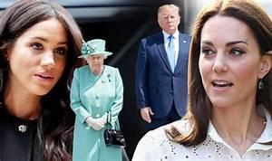 Trump praises 'ENTIRE Royal Family' despite Meghan and ...