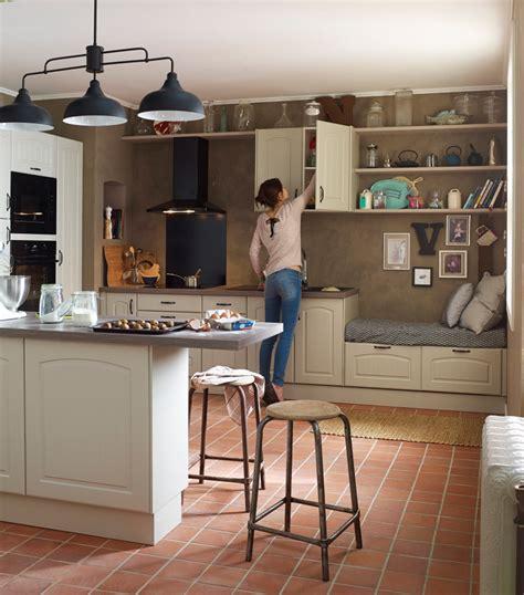 avis cuisine delinia leroy merlin cuisine en bois un matériau plusieurs styles