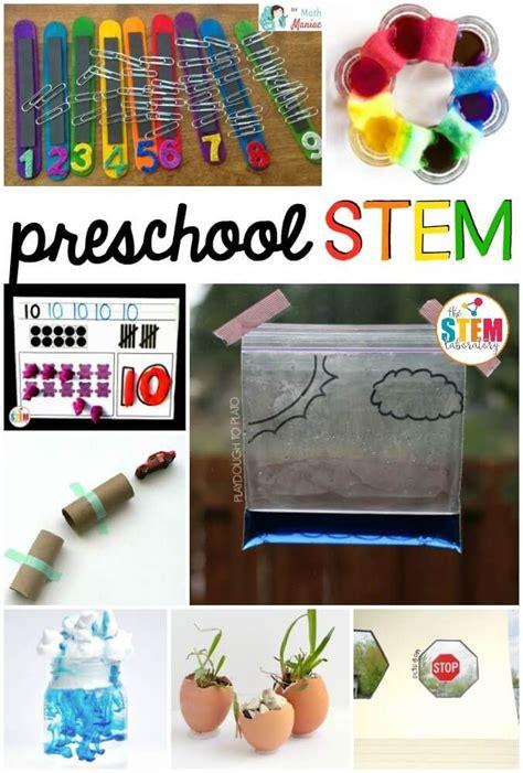 tons of must try preschool stem activities preschoolers 927 | 65811cc3b9dfefc43e586553234d66cd