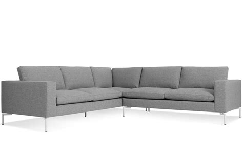 New Sectional by New Standard Small Sectional Sofa Hivemodern