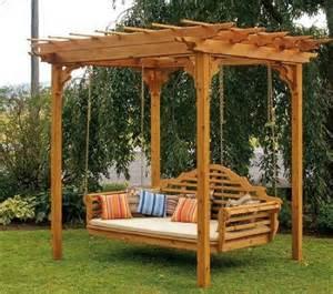 diff 233 rents designs de balancelle de jardin