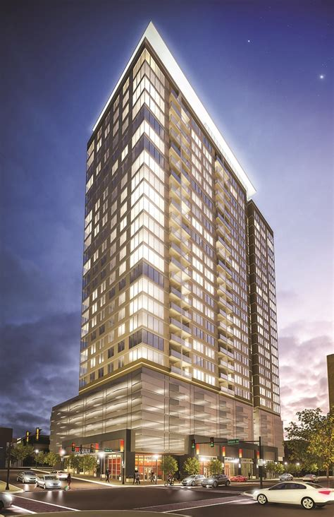 Chicago Developers Open Luxury High-Rise in Suburban St ...