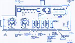 Lumina Bakkie 2004 Main Fuse Box  Block Circuit Breaker Diagram  U00bb Carfusebox