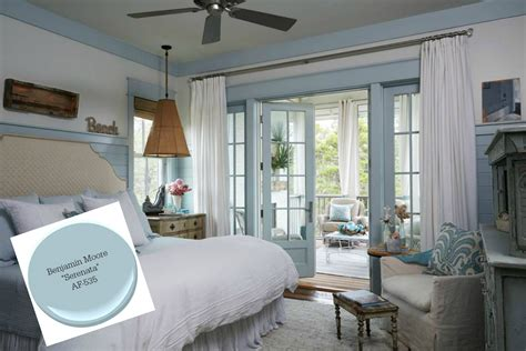 our favorite coastal blue paint colors for your home