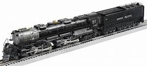 Union Pacific LionMaster LEGACY 4-6-6-4 Challenger #3985