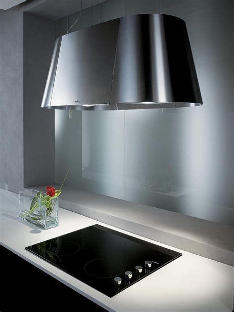 photo de cuisine design hotte aspirante moderne choix d 39 électroménager