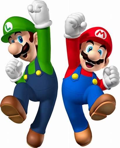 Luigi Mario Super Background Pngkey