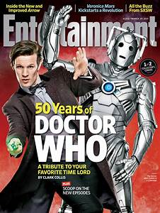 U2018doctor Who U2019 Triumphantly Returns To Cover Of Entertainment Weekly