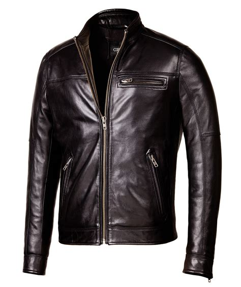 designer leather jackets designer biker black leather jacket mens genuine leather