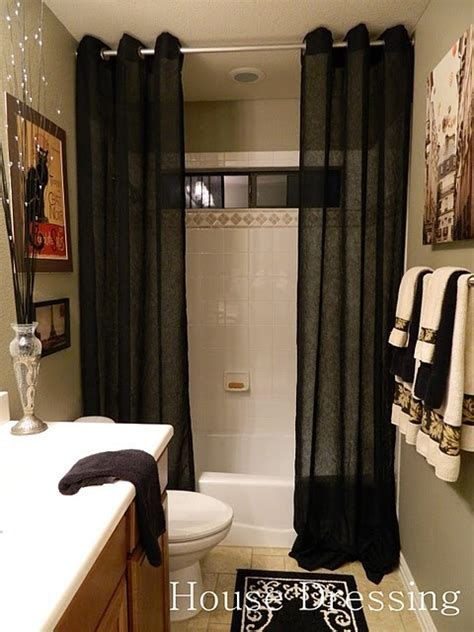 small bathroom shower curtain ideas shower curtain ideas for small bathrooms furniture ideas