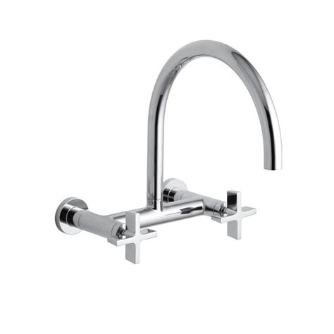 wall mounted kitchen faucets kitchen faucets kitchen faucets wall mount keller supply