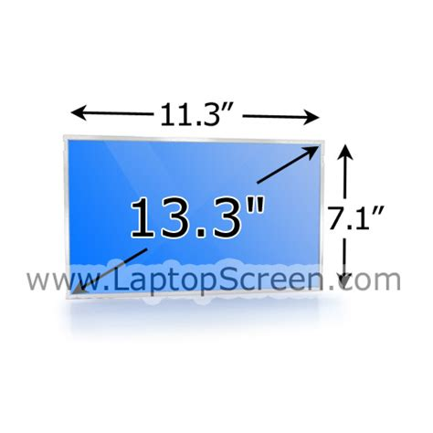 screen  asus zenbook uxa dh replacement laptop lcd
