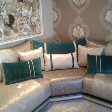 salon contemporain marocain de luxe deco salon marocain