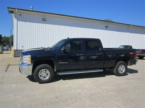 Sell Used 2007 Chevy Crew Cab Duramax 4x4 Z71 In Des